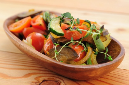 Grilled veggies small