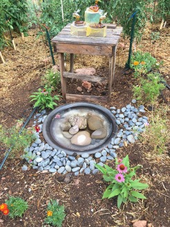 Jannine's bee altar